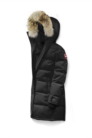 Shelburne Parka Black Womens