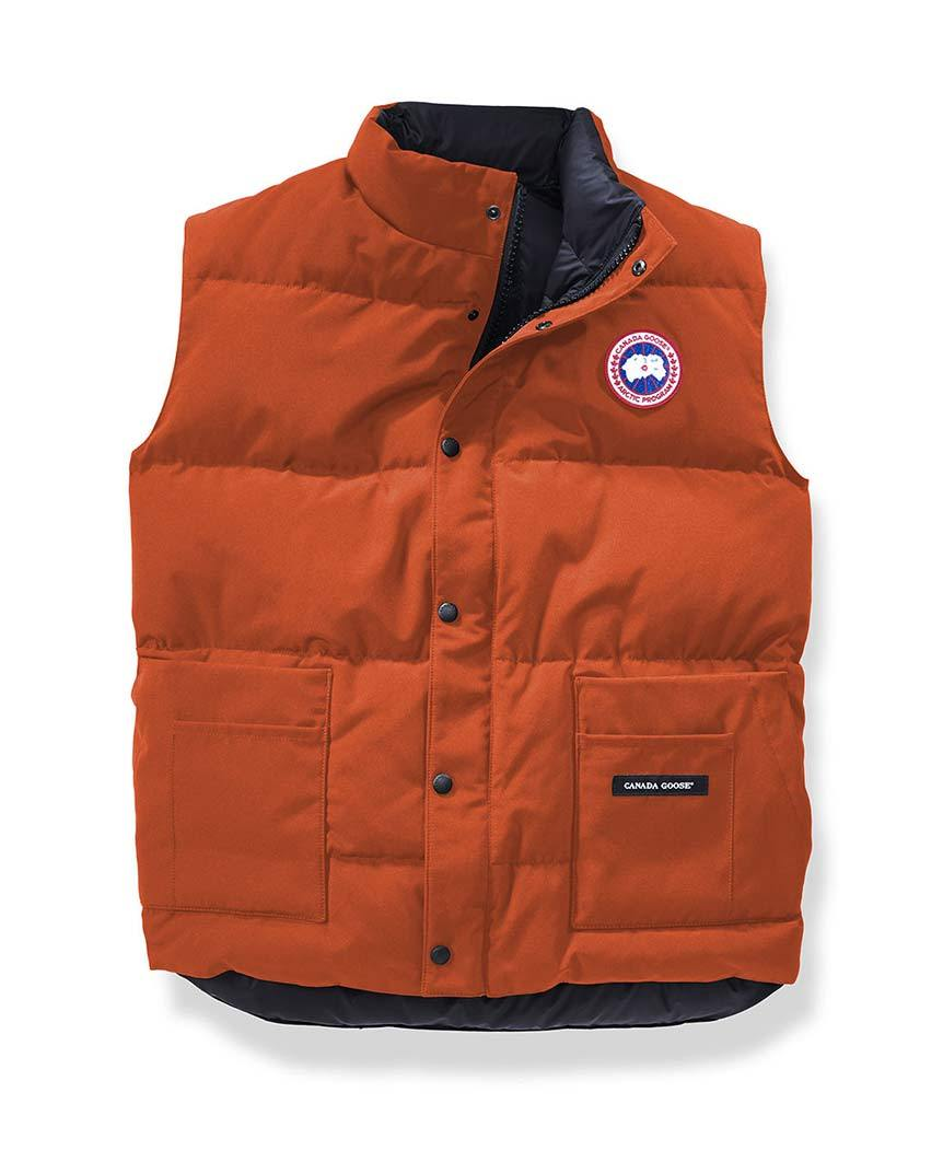 Freestyle Vest Mens Monarch Orange
