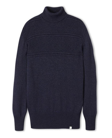 Avon Polo Neck Navy