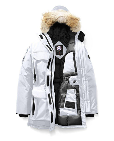 PBI Expedition Parka White