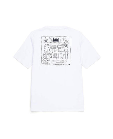 Basquiat Beat Bop Bang Tee Mens