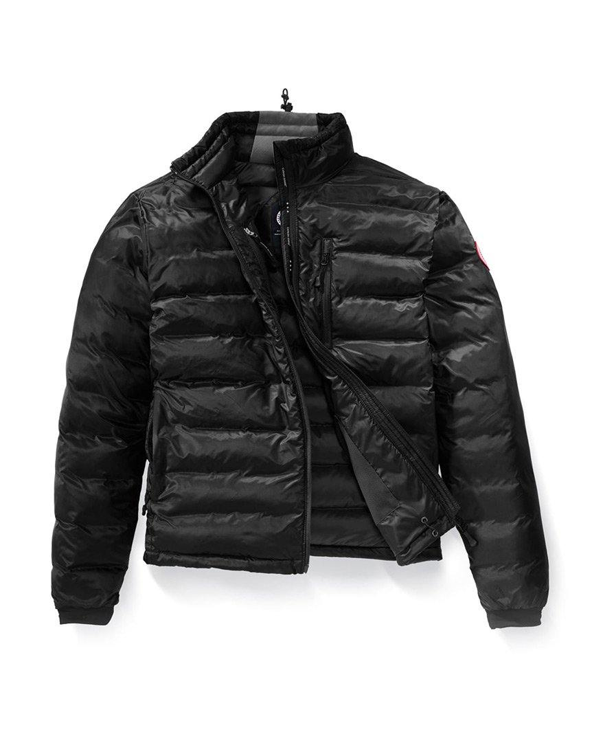 Lodge Jacket Black/Graphite Mens