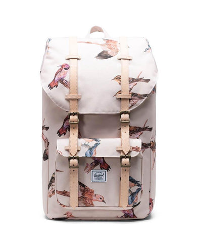 Little America Birds Natural Backpack