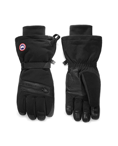 Northern Utility Gloves Mens Black