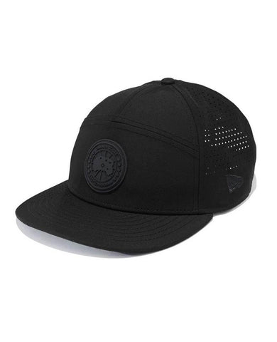 Logo Trucker Cap Black Mens