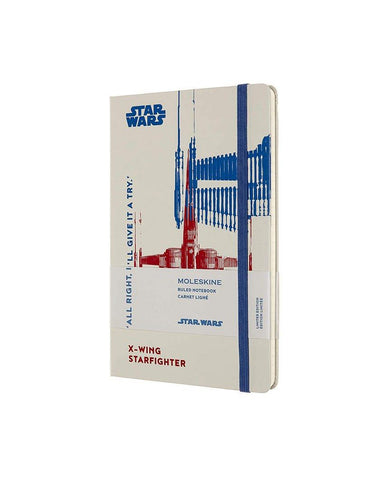 Star Wars Limited Edition Hard Cover Notebook X-Wing Starfighter