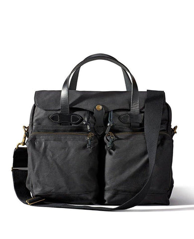 24-Hour Tin Briefcase Black