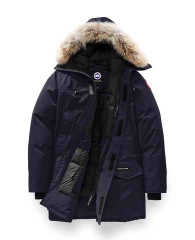 Langford Parka Admiral Blue - Mens