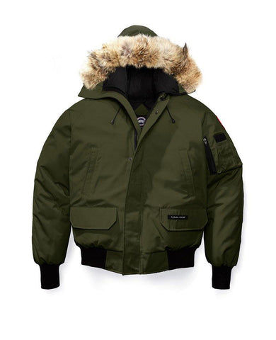Chilliwack Bomber Military Green Mens