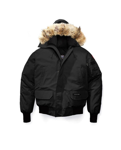 Chilliwack Bomber Black Mens