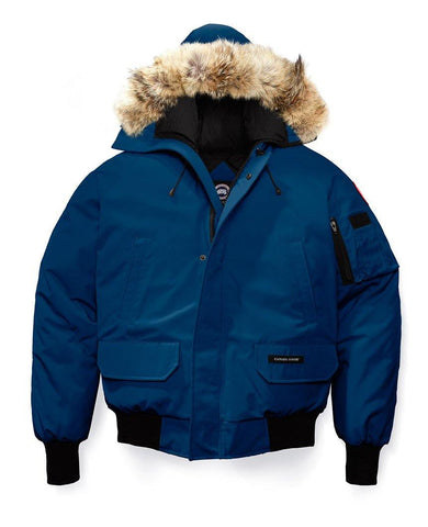 Chilliwack Bomber Jacket Northern Night Mens