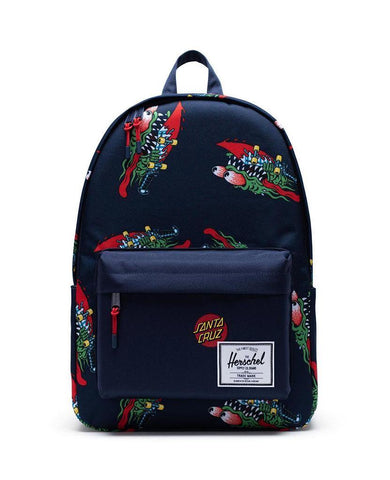 Santa Cruz Classic Backpack XL Slasher Peacoat