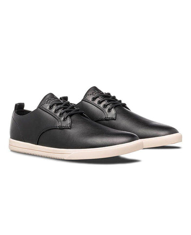 Ellington Vegan Black Leather