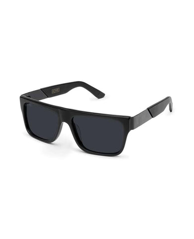 22 Matte Blackout Sunglasses Pure Polarized