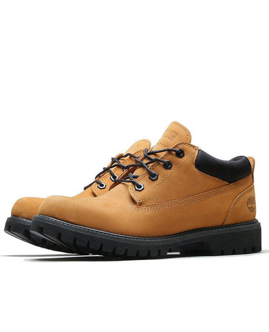 Publish X Timberland Wheat Nubuck
