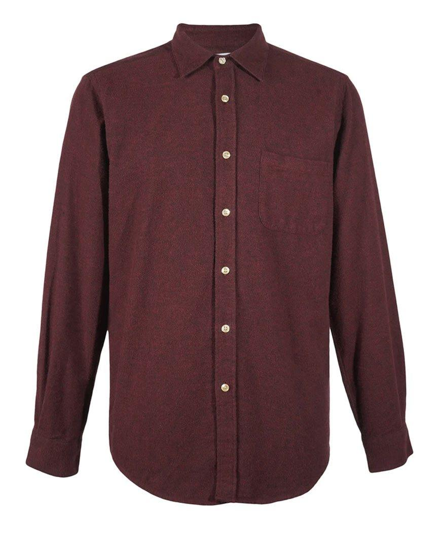 Teca Bordeaux Shirt