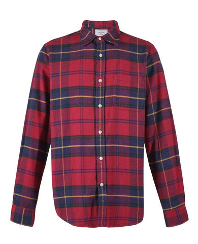 Stage Pink Check Shirt