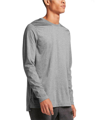 Sportswear Modern Top Carbon Heather