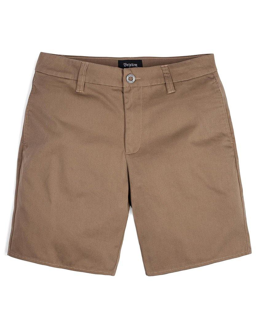 Carter Short Dark Khaki