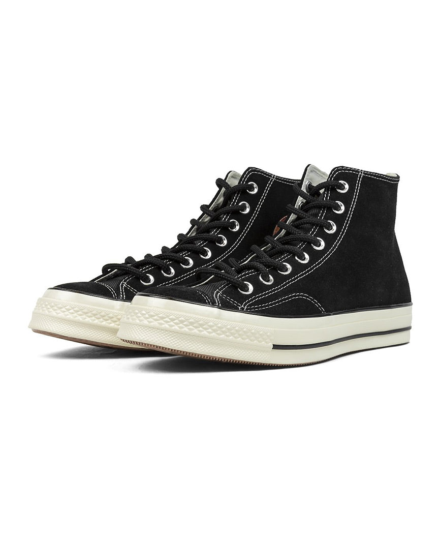 Chuck Taylor All Star '70 Hi Suede Black