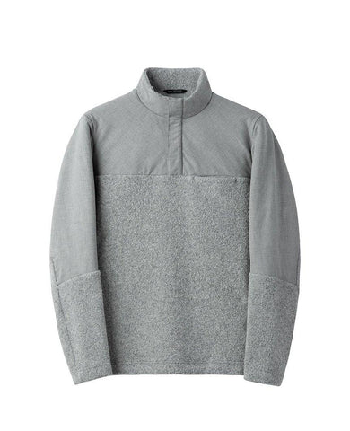Tactical Fleece Pullover Heather Grey