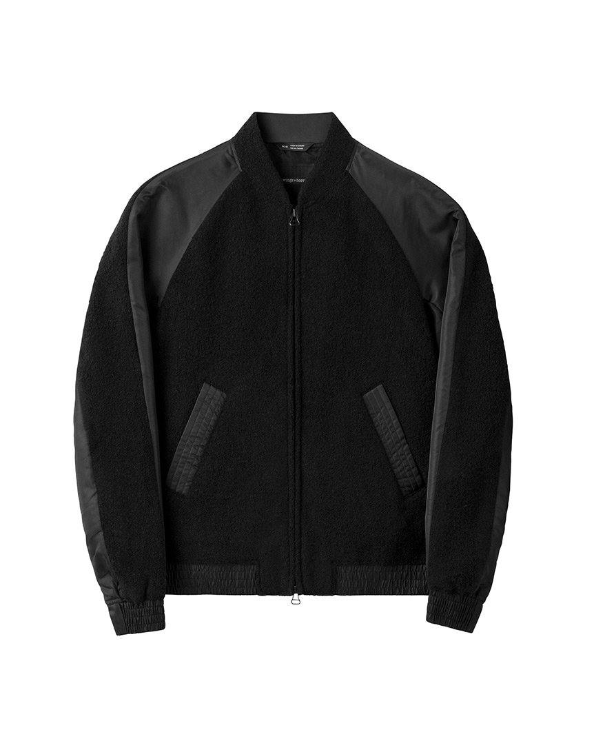 Souvenir Jacket Black