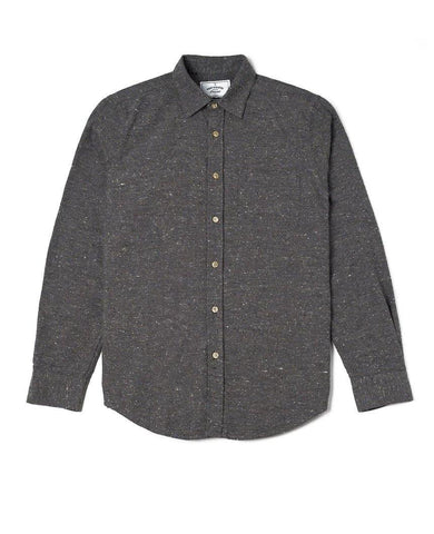 Gross Grey Long Sleeve Buttondown Shirt