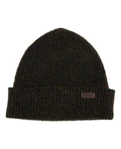 Lowerfell Beanie Dark Green