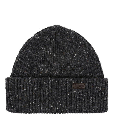 Lowerfell Beanie Charcoal