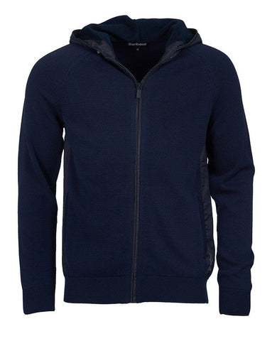Rampside Zip Hooded Sweater
