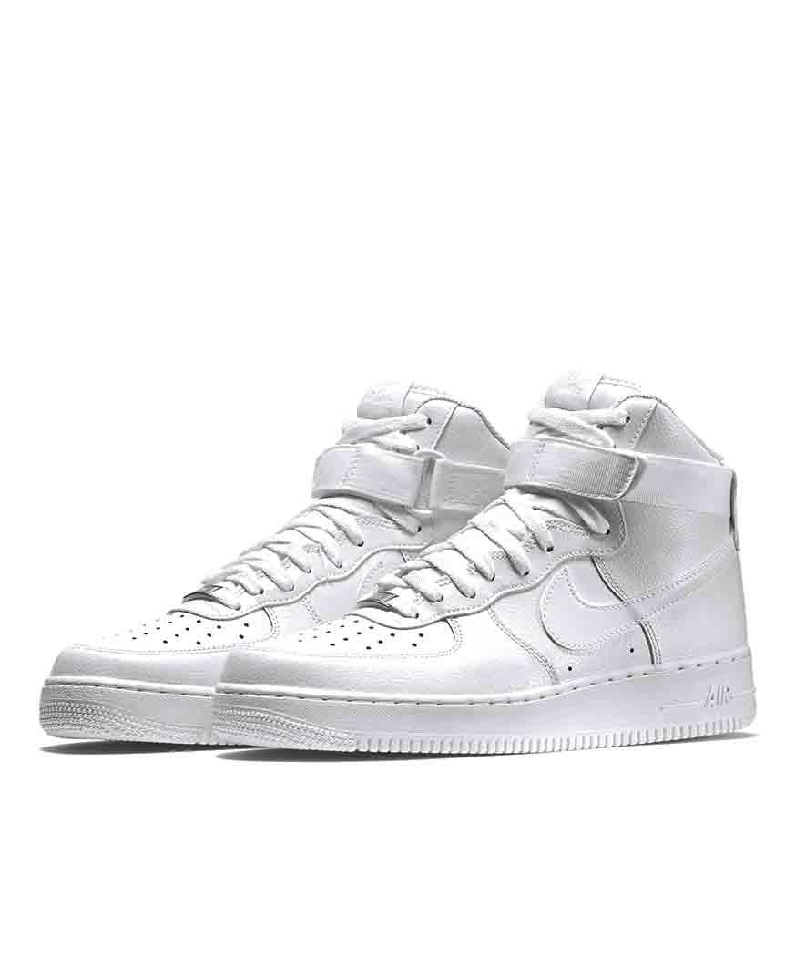 Air Force 1  High '07 White - Bricks and Bonds
