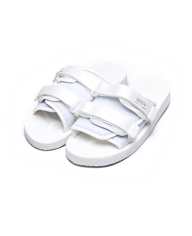 MOTO-CAB Sandals White