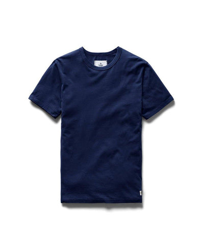 Knit Cotton Pima Jersey Blue