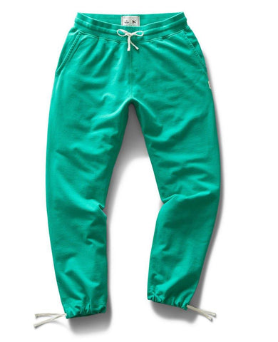RCDV Classic Sweatpant Light Weight Teal