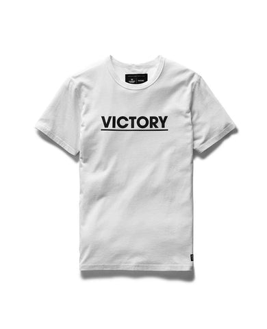 Victory Praying Hands T-Shirt White