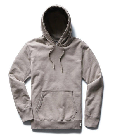 Midweight Terry Pullover Hoodie Silt