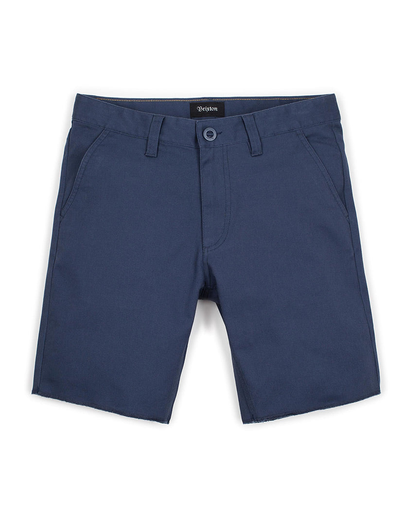 Toil II Short Washed Navy