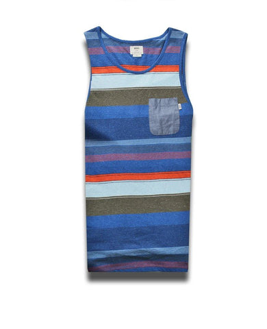 Point Loma Blue Tank Top