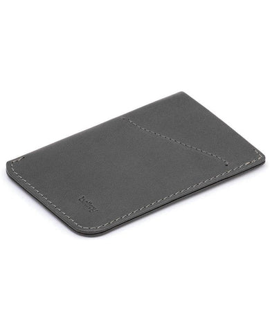 Card Sleeve Wallet Charcoal