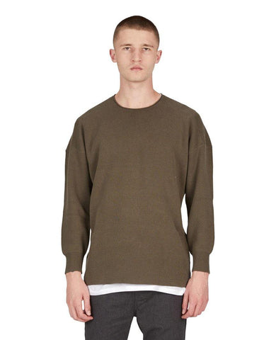 Cotch Knit Sweater Peat