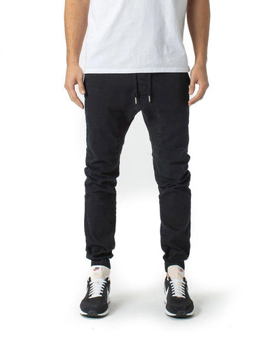 Sureshot Denim Jogger Black Wash