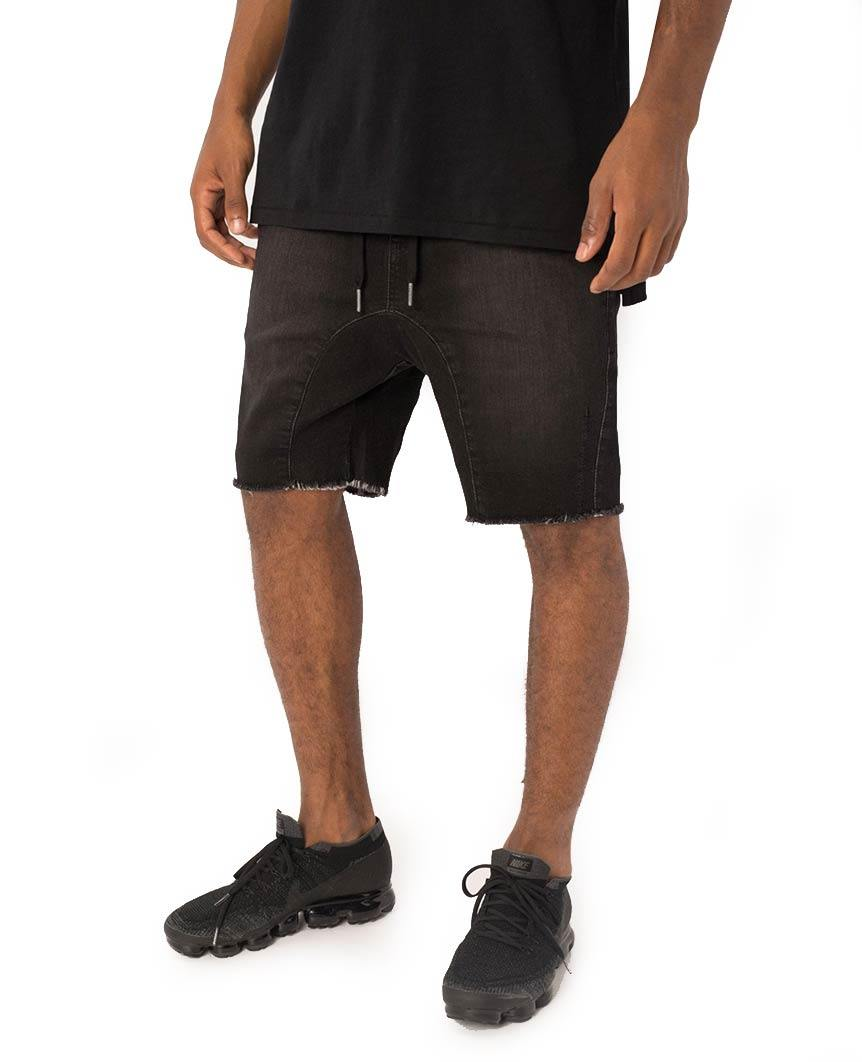 Sureshot Short Black Wash