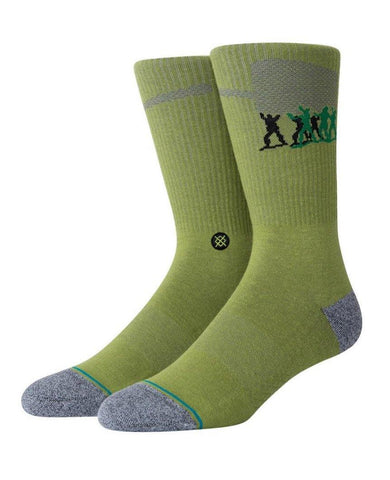 Pixar Army Men Socks Green