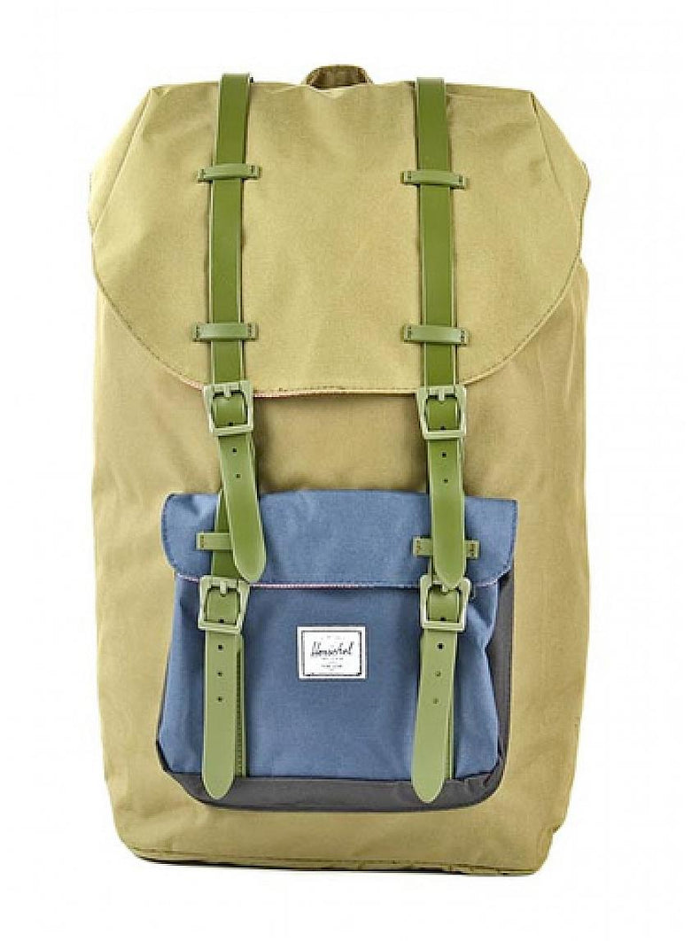 Lil America Backpack Military Green