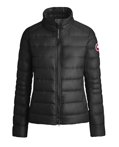 Cypress Down Jacket Womens Black
