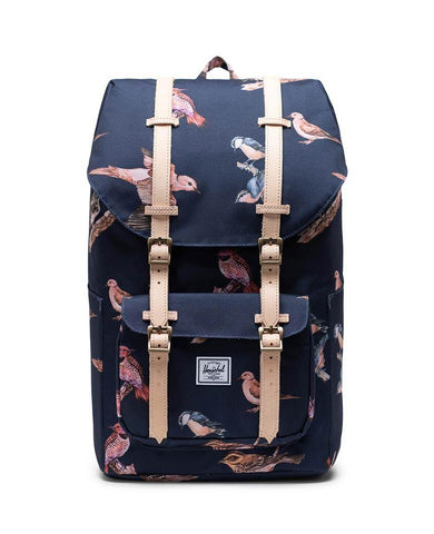 Little America Birds Backpack Navy