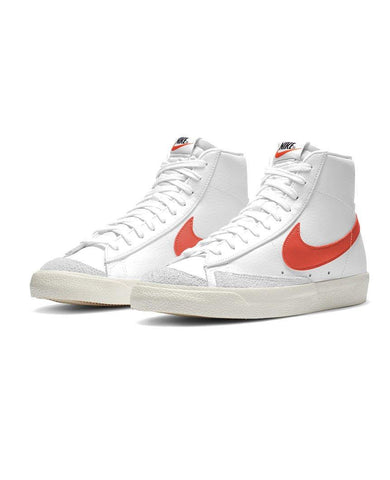 Blazer Mid '77 Vintage White/Mantra Orange