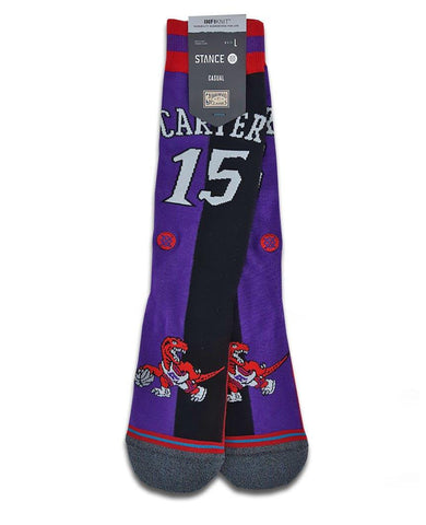 Carter HWC NBA Socks Black