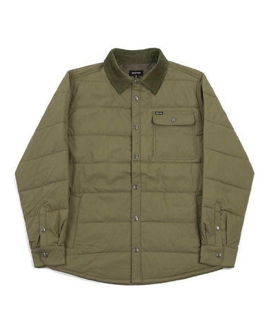 Cass Jacket Military Olive
