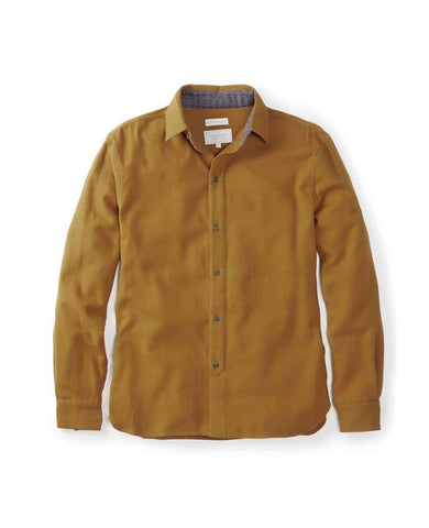 Club Shirt Ochre
